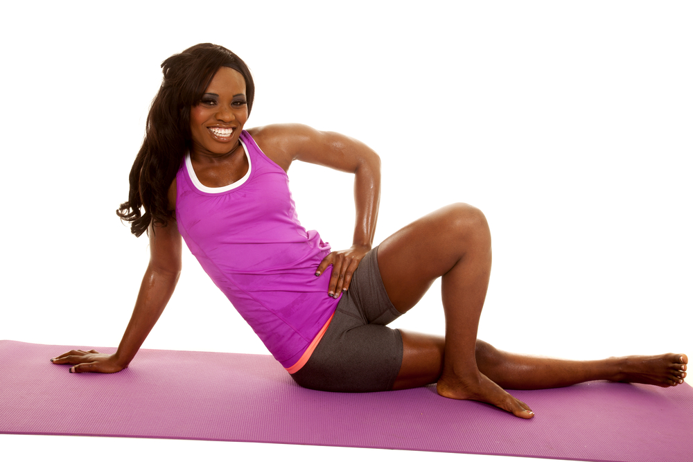Exercise Mat Kylie Taylor Fitness